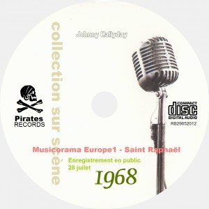 musicorama - SAINT RAPHAEL 68. cd