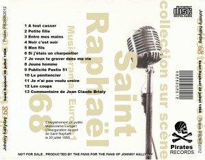 musicorama - SAINT RAPHAEL 68. dos