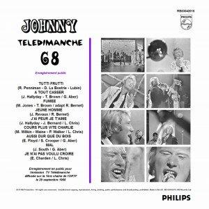 vinyle télédimanche 68 VERSO